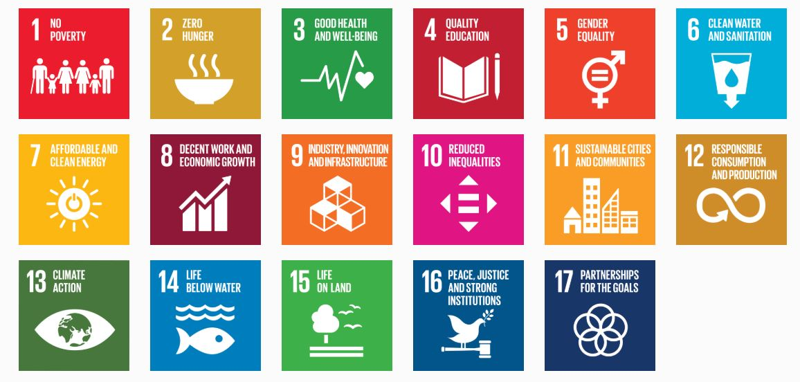 Standards will help meet 17 Goals to Transform Our World