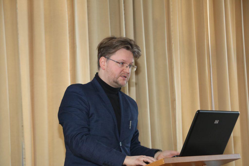 Andrejs Boka LBAS konferencē